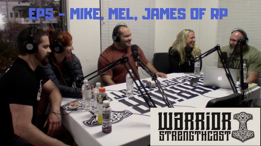 Episode 5 - Vegan Protein, RPG's & Psilocybin with Mike Israteal, Melissa Davis & James Hoffman