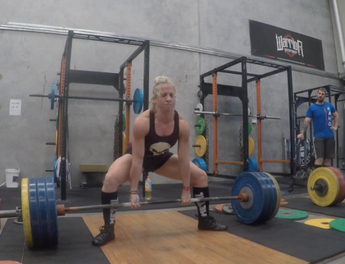 2016 – Annual New Years Eve Deadlift Party